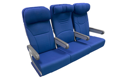 Foam Seating for the Aviation Industry