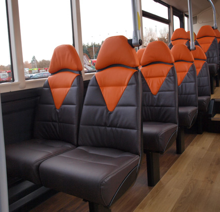 Bus and Coach Seating Foam
